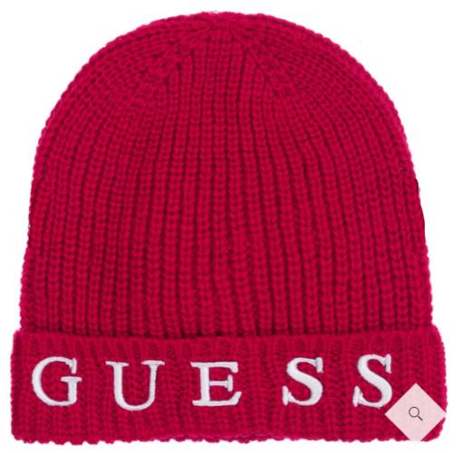 כובע GUESS בורדו - 2-10 שנים