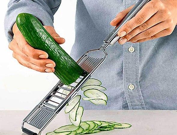 פומפיית הקסם קוצץ ירקות רב תכליתי