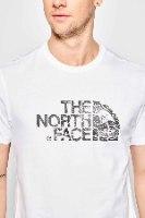 טישרט The North Face - Woodcut Dome
