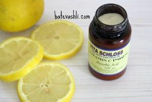 vitamin c|Ascorbic Acid - ויטמין סי באבקה