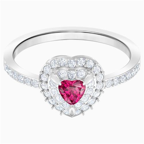 טבעת SWAROVSKI קולקציית ONE במידה 52