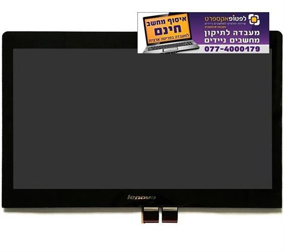 קיט מסך מגע קומפלט להחלפה במחשב נייד לנובו Lenovo Yoga 500 1920x1080 14 Touch Screen Digitizer Assembly Display