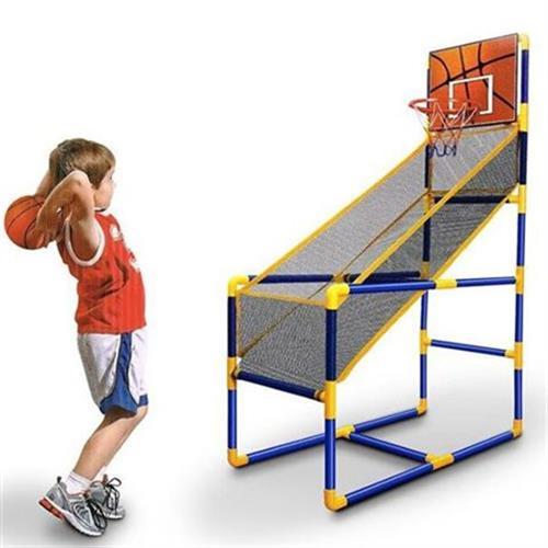 משחק כדורסל רצפתי לילדים
