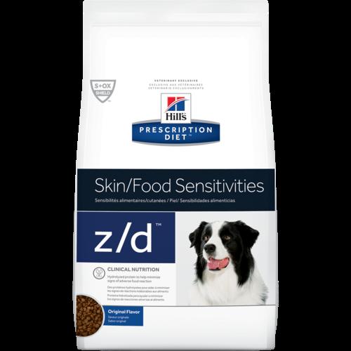 """מזון רפואי יבש Z/D הילס 12 ק""""ג- Hill's Prescription Diet Z/D 12KG"""