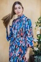 שמלת פליסה 2021NEW