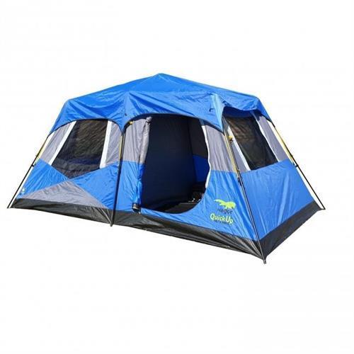 אוהל חגור קוויק אפ ל - 8 אנשים פתיחה מהירה