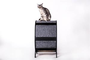 C CAT - מתקן גירוד מעוצב לחתולים מפונקים
