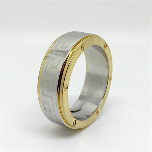 טבעת גברים פלדה (MY1112009077 (Stainless steel