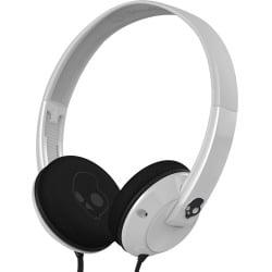 אוזניות קשת עם מיקרופון לבן/שחור Skullcandy UPROAR