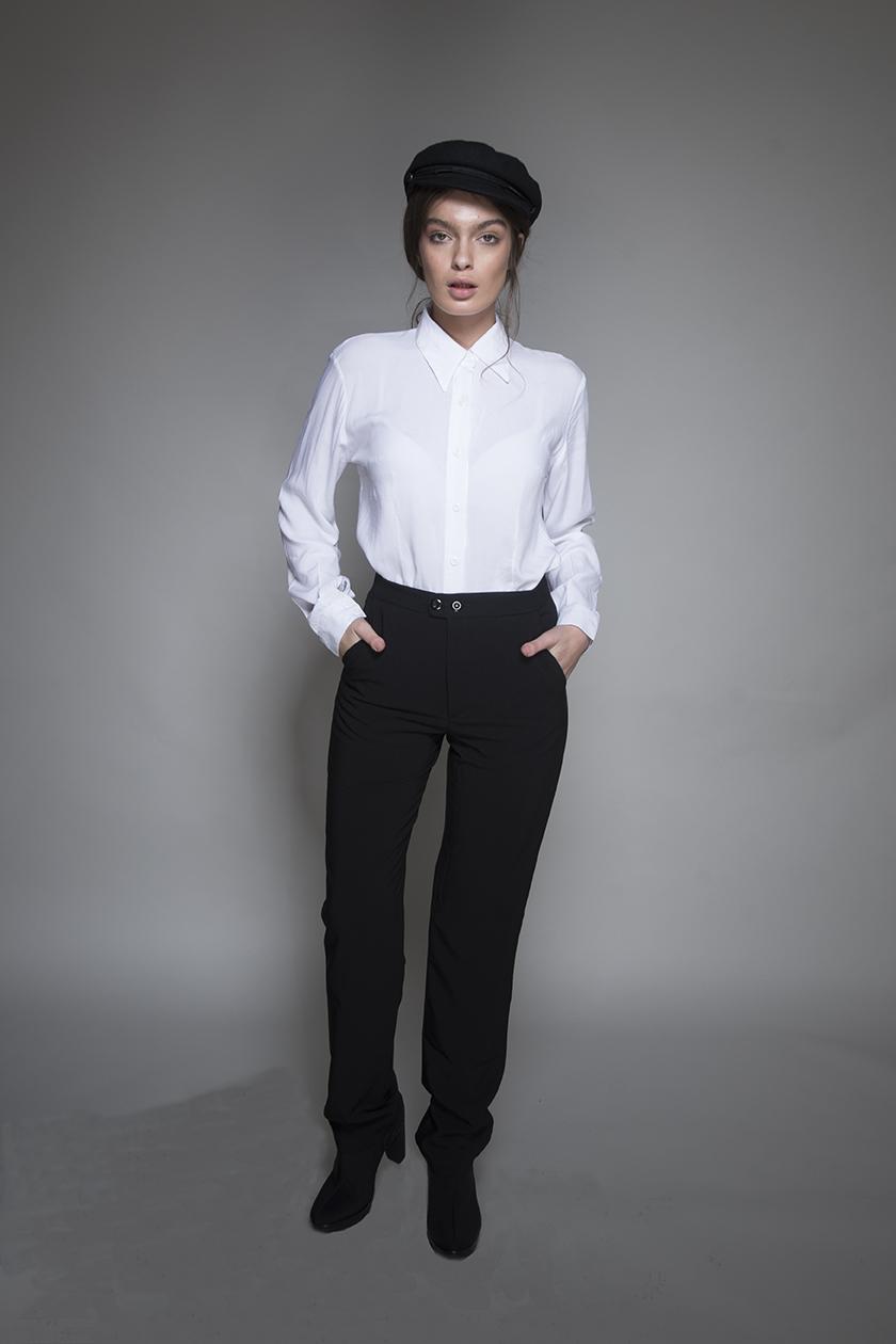 מכנס מור שחור