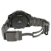 שעון צלילה Garmin Descent MK1 Sapphire - צבע אפור עם רצועת טיטניום DLC