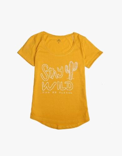חולצה נשים STAY WILD