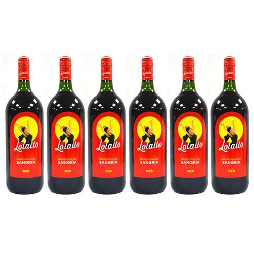 שישייה במחיר חמישייה - סנגריה לוליילו בבקבוק 1.5 ליטר