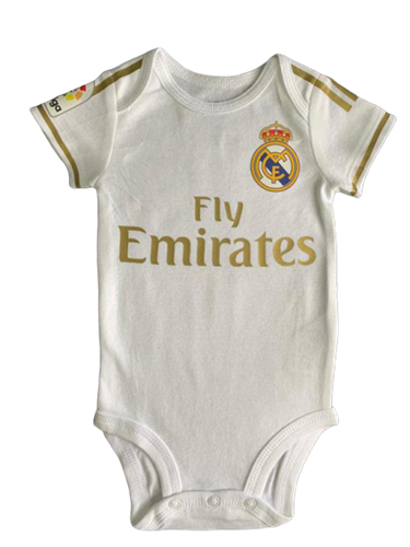 חליפת כדורגל תינוק ריאל מדריד