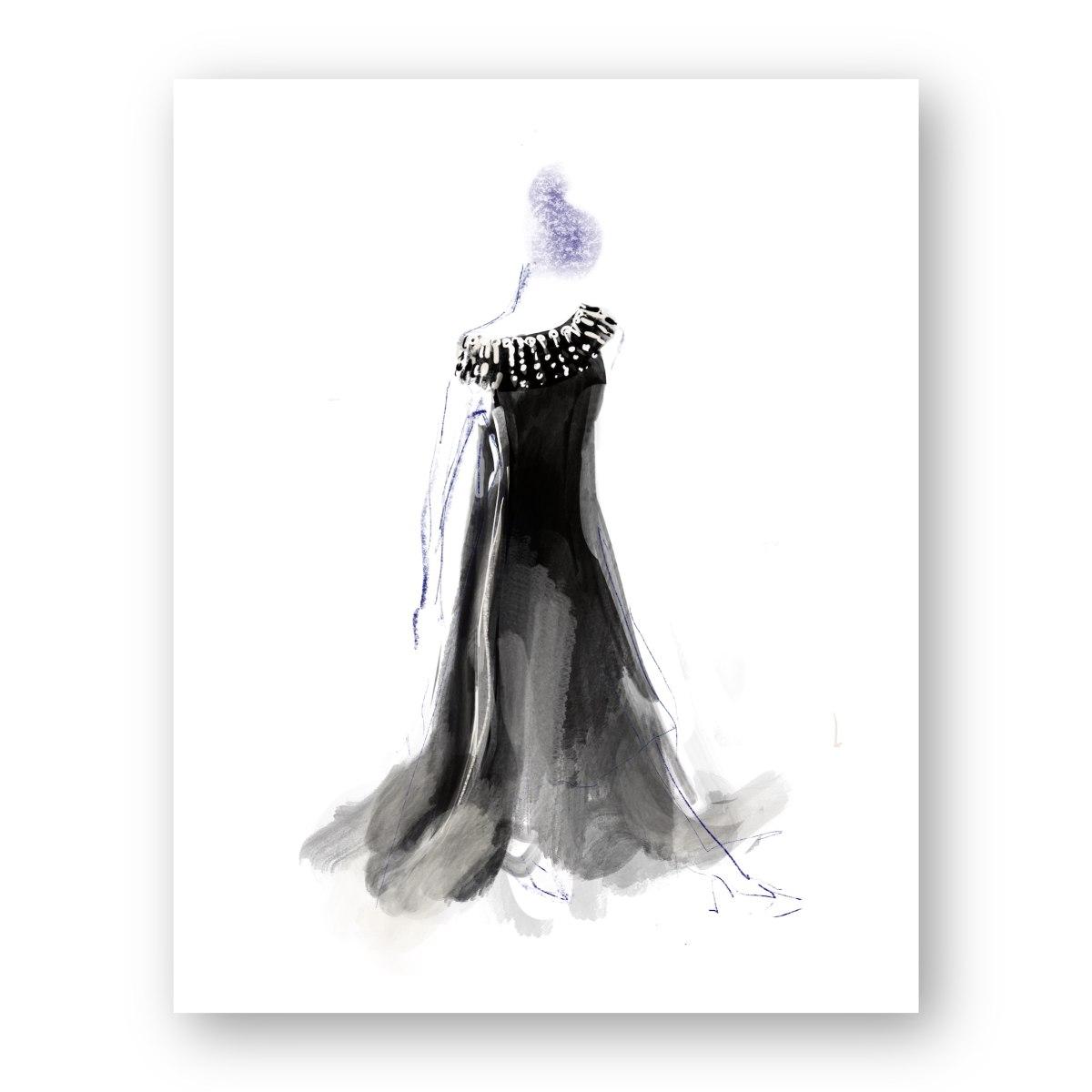 איור אופנה #6