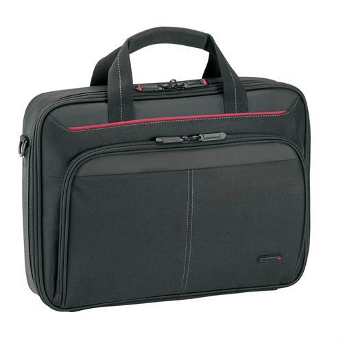 """תיק צד למחשב נייד Targus Classic 12-13.4"""" Clamshell Laptop Bag - CN313"""