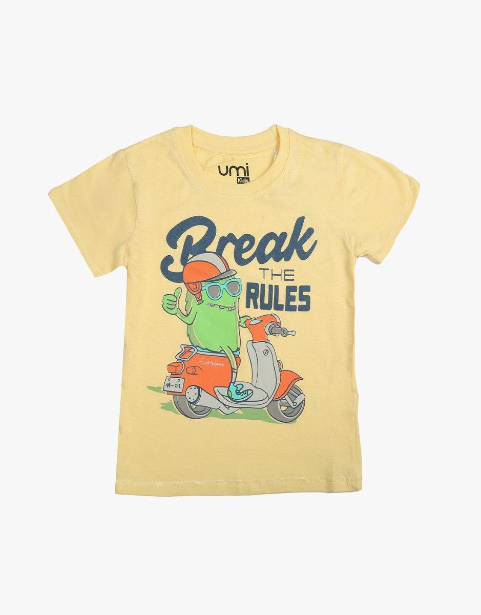 חולצה טריקו Break THE RULES