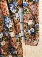 חולצת מיילי פרחוני ורוד