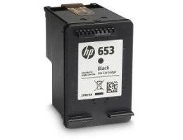 ראש דיו שחור מקורי HP 653