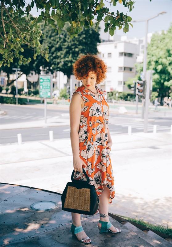 שמלה גומא