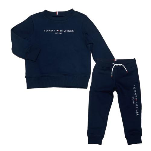 TOMMY H BLUE SET