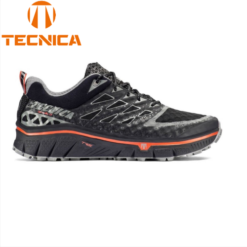 נעלי ריצת שטח Tecnica Supreme Max 3.0 Black/Red