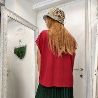 חולצת NAM - אדום