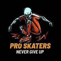 חולצת טי - Pro Skaters