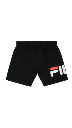 מכנס ברמודה שחור (FILA (2-16