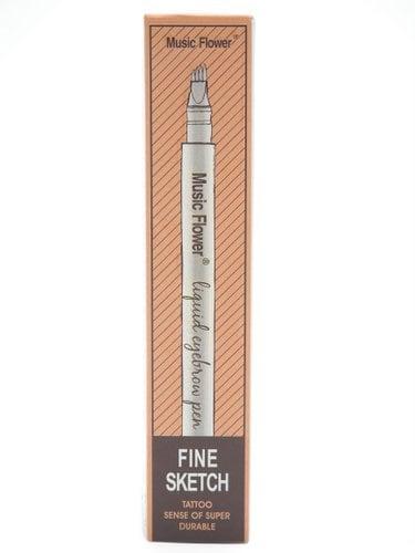 עיפרון לשרטוט גבה מושלמת עמיד ל24 שעות