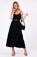 שמלת לונה שחור