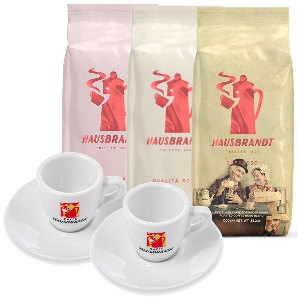 3 קג פולי קפה האוסברנדט ערכת טעימות + מתנה