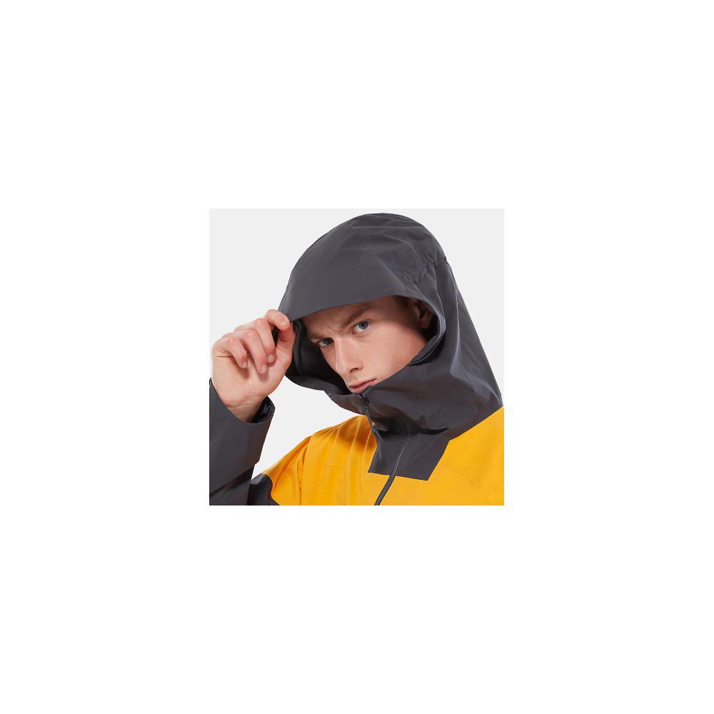 North Impendor C-knit waterproof jacket