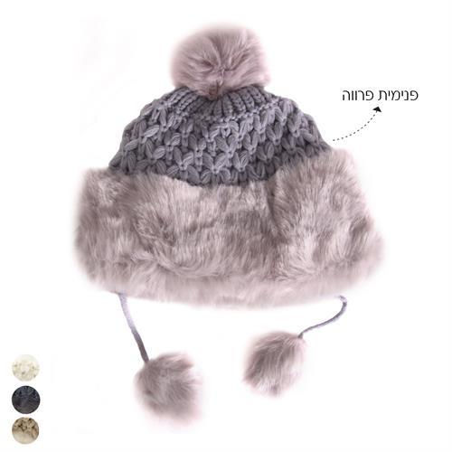כובע מינק רוסי