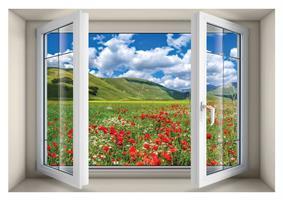 חלון בנישה דגם 5010
