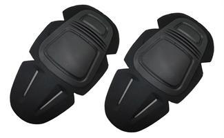 ברכיות מיגון למכנס מדי לחימה טקטי G3 צבע שחור Black