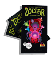 ZOLTAR-זולטר - משחק רביעיות ליצירת עתיד