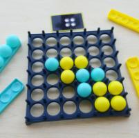 הכדור המקפץ - משחק קופסא