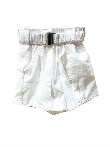 מכנס ניילון לבן - 2-16