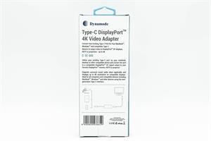 מתאם Type c לחיבור Display Port
