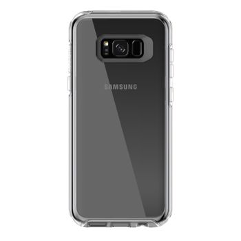 OtterBox Symmetry Clear Series for Samsung Galaxy S8 Plus  שקוף 77-54666
