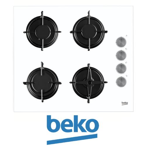 כיריים גז Beko HISG64120SW