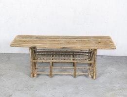 ספסל / שולחן - נצרים