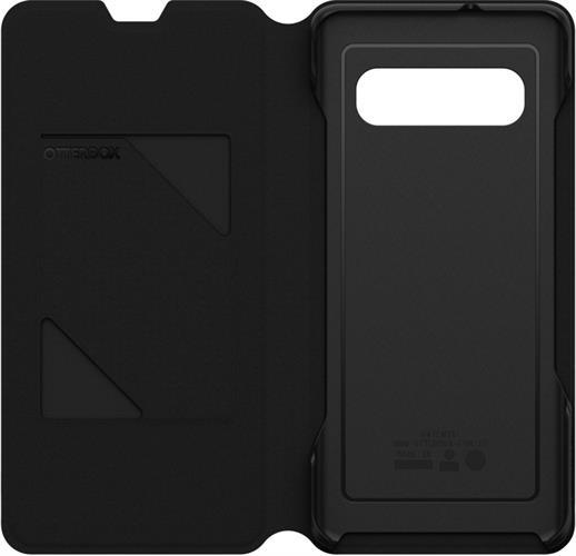 OtterBox Galaxy S10+ Strada Via Case 77-61687 שחור
