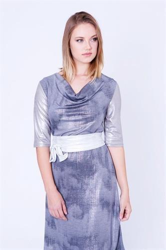 שמלת כסף דניאלה