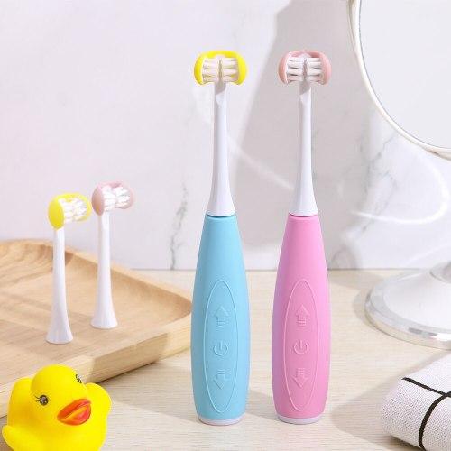 מברשת שיניים חשמלית 3D לילדים - B.U.child