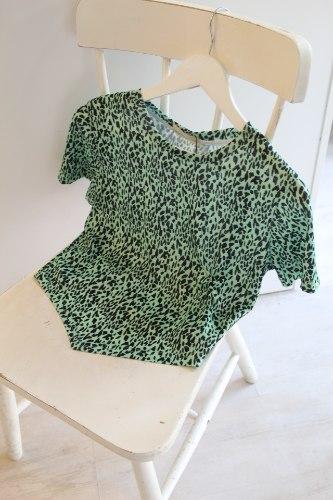 חולצת אליס ירוקה