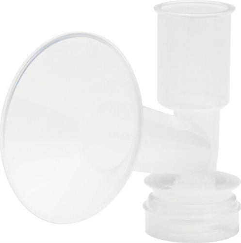 28.5mm cone with direct connection to Ameda breast pump