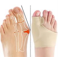 זוג גרביים ליישור עצם בולטת בכף הרגל - PedinsoleH.V