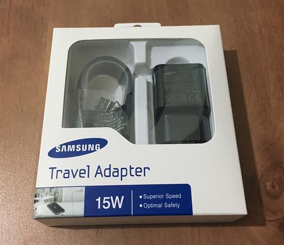 מטען מהיר לגלקסי/אנדרואיד + כבל Micro USB - מקוריים סמסונג באריזה סגורה